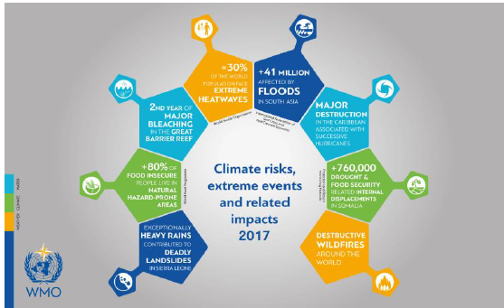 Extreme events and impacts