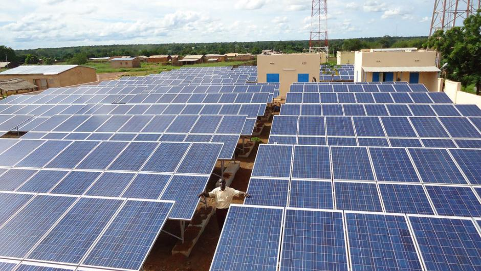 New set of initiatives to transition to renewable energy
