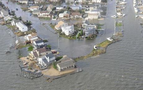 Rising sea levels pose a threat to coastal communities